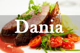 Dania główne serwowane w lubelskich restauracjach.