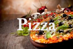 Pizza serwowana w lubelskich restauracjach i pizzeriach.